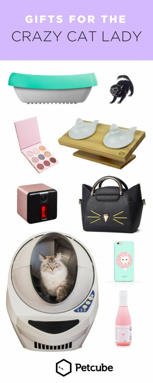 christmas gifts for cat ladies